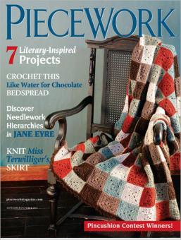 PIECEWORK September-October 2012