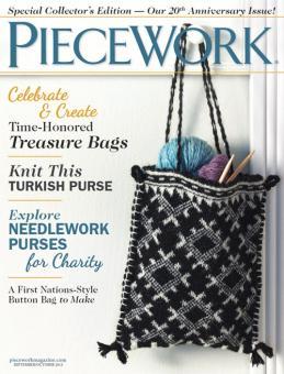 PIECEWORK September-October 2013