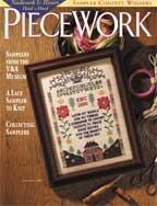 PIECEWORK Juli-August 2001