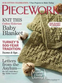 PIECEWORK July-August 2015
