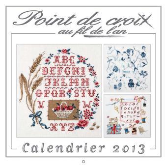Point de Croix - Calendrier 2013