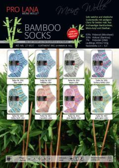 Pro Lana Bamboo Socks  4fach