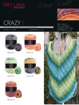 Pro Lana Crazy color