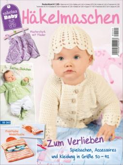 Sabrina Baby - Häkelmaschen  SB 040