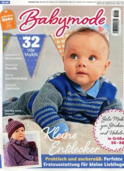 Sabrina Baby - Babymaschen SB 045