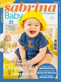 Sabrina Baby - Babymaschen SB 055