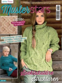 Sabrina Damen - Musterstars  SD 051 | Martinas Bastel- & Hobbykiste