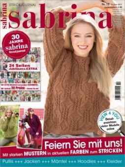 Sabrina 10/17