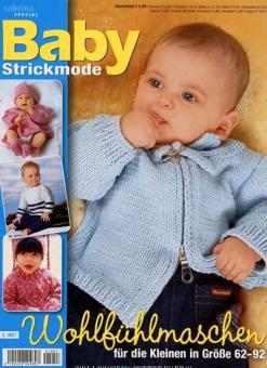 Sabrina Special - Baby Strickmode  S1957