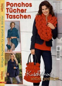 Sabrina Special - Ponchos, Tücher, Taschen   S1942