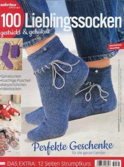 Sabrina Special - 100 Lieblingssocken  S2568