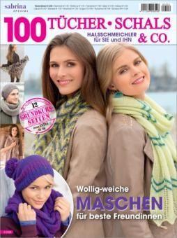 Sabrina Special - 100 Tücher, Schals & Co. S2526