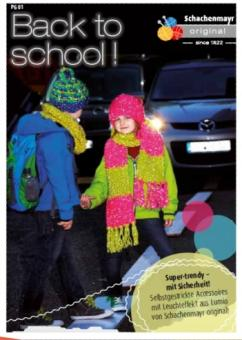 Schachenmayr Lumio original Booklet 002 - Back to school!