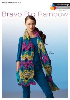 Design Poster Nr. 037 - Bravo Big Rainbow