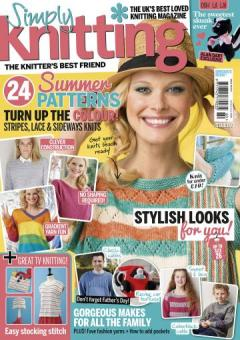 Simply Knitting Issue 160 June 2017