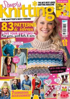 Simply Knitting Issue 169 - 2018
