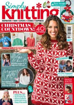 Simply Knitting Issue 178 - 2018