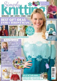 Simply Knitting Issue 179 - 2018