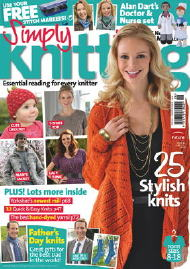 Simply Knitting Issue 81 - Juni 2011