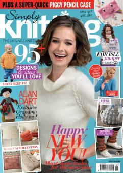 Simply Knitting Issue 128 January 2015