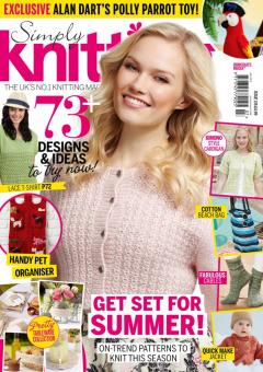 Simply Knitting Issue 135 July 2015