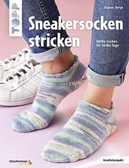 Sneakersocken stricken TOPP 6832