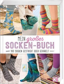 Mein großes Socken-Buch CV 6509