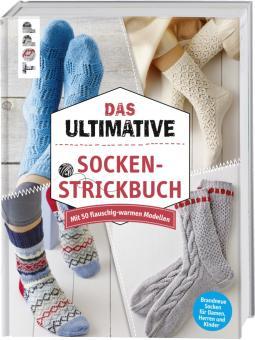 Das ultimative SOCKEN-STRICKBUCH TOPP 8129