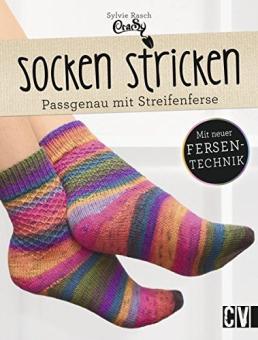 Socken stricken CV6413