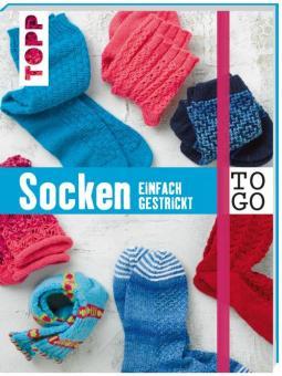 Stricken to go: Socken TOPP 6431