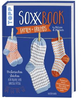 SoxxBook family + friends by Stine & Stitch TOPP 8136