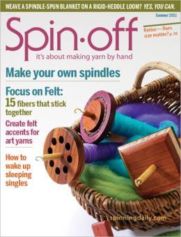 Spin Off - Summer 2011