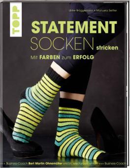 Statement Socken stricken  TOPP 8139