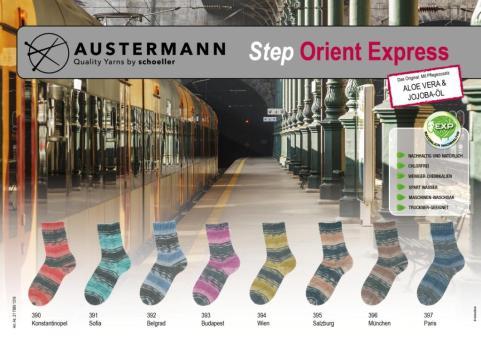 Austermann Step Orient Express