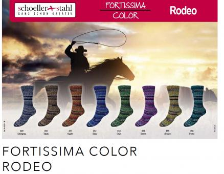Fortissima Color Rodeo - 4fach