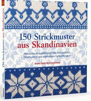 150 Strickmuster aus Skandinavien - Deutsche Ausgabe Stiebner 70961