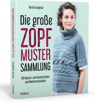 Die große Zopfmuster-Sammlung - Stiebner 720850