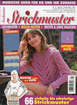 Strickmuster Nr.9 August/September 2015