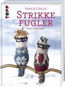 Strikke Fugler TOPP 6484