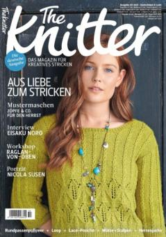The Knitter - Ausgabe 54 - DEUTSCH -