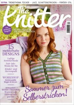 The Knitter - Ausgabe 34 - DEUTSCH -