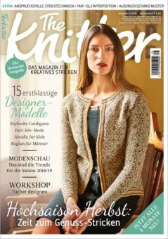 The Knitter - Ausgabe 35 - DEUTSCH -
