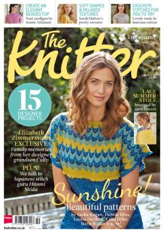The Knitter - Issue 59 / 2013