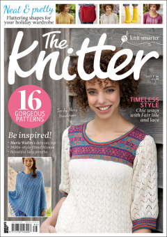 The Knitter - Issue 86 / 2015
