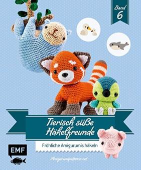 Tierisch süße Häkelfreunde Band 6 EMF 58772