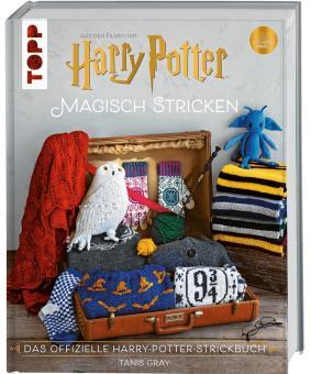 Harry Potter - Magisch stricken TOPP 4830