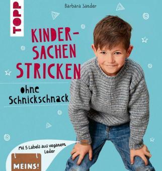 Kindersachen stricken ohne Schnickschnack TOPP 4842