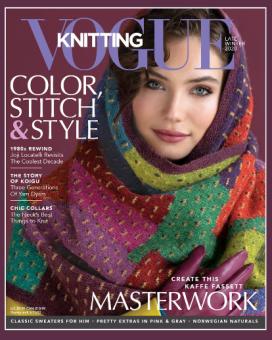 Vogue Knitting International - Late Winter  2020