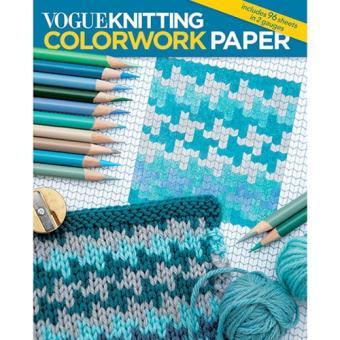 Vogue Knitting Colorwork Paper