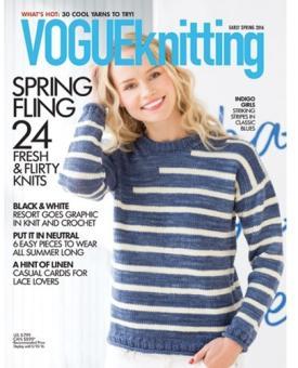 Vogue Knitting International - Early Spring 2016